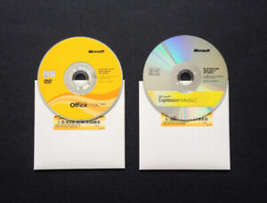 Microsoft Office for Mac 2008 Special Media Edition