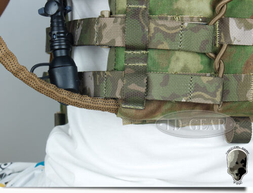 TMC2793 Tactical Plate Cut Water Pack Storage JPC Water container Case 1.7L