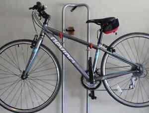 Awesome Delta Michelangelo bike rack Two-Bike stand