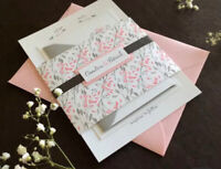 Custom Wedding Invitations- full service or design only