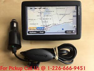 Tomtom VIA 5Inch Navigator Traffic Ready Portable Automotive GPS