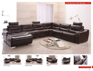 ~ Living room furniture: Sofas, Loveseats, Chairs, Sectionals