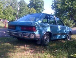 1982 Mercury Lynx GL
