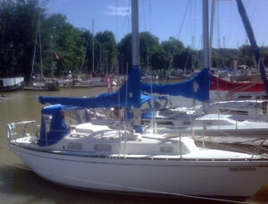 Northern  29 - 1976 sailboat (Trade or cash)