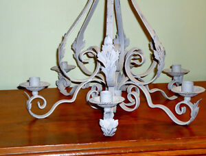 FRENCH STYLE CANDLE CHANDELIER West Island Greater Montréal image 2