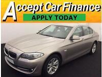 BMW 520 2.0TD auto 2013MY d M Sport FROM £72 PER WEEK !