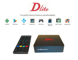DREAMLINK BOX WITH 1 MONTH IPTV SERVICE