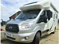 Ford BENIMAR TESSORO T483 coachbuilt motorhome 4 berths 4 belts