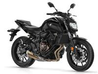 NEW 2018 Yamaha MT 07 ABS - Hyper Naked **Now at 6.4%**