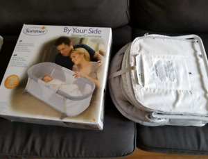 Couchette by your side summer infant sleeper