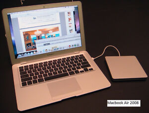 Macbook Air 2008 !!! Slick like any Air/ FIN COMME L'AIR
