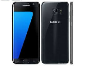 Samsung galaxy S7 Edge Brand new Bell