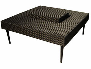 CLEARANCE SALE! Patio Furniture - Coffee Table 60% OFF