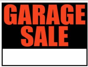 Garage Sale Oct. 19 & 20 antiques, collectibles and more