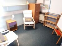 Two Counselling / Therapy Rooms for Rent in Waterlooville area