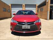 2015 Toyota Camry ALTISE RED ONE OWNER FULL SERVICE HISTORY Hindmarsh Charles Sturt Area Preview