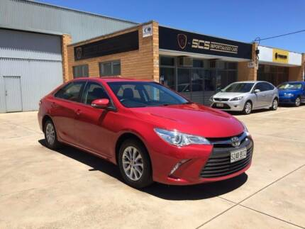 2016 Toyota Camry ALTISE SEDAN. SUPER LOW KMS $16500ONLY Hindmarsh Charles Sturt Area Preview