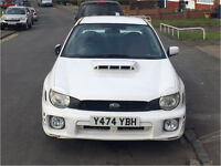 Subaru wrx replica
