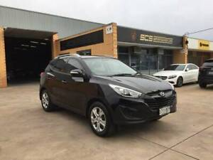 2015 HYUNDAI IX35 ACTIVE FULL SERVICE HISTORY GOOD CONDITION Hindmarsh Charles Sturt Area Preview