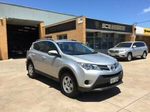 2015 TOYOTA RAV4 GX FULL SERVICE HISTORY GOOD CONDITION Hindmarsh Charles Sturt Area Preview