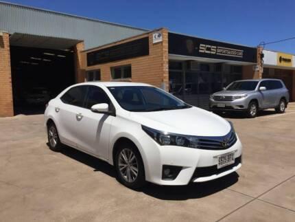 2015 Toyota Corolla SX SPORT AUTO FULL TOYOTA SERVICE HISTORY Hindmarsh Charles Sturt Area Preview