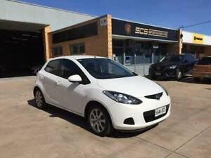 2007 MAZDA 2 NEO HATCH SERVICE HISTORY GOOD CONDITION Hindmarsh Charles Sturt Area Preview