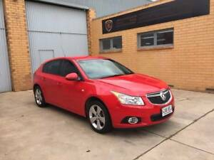 2015 Holden Cruze EQUIPE AUTO FULL SERVICE HISTORY GOOD CONDITION Hindmarsh Charles Sturt Area Preview