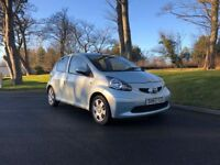 Toyota AYGO 1.0 LITRE 5 DOOR - IMMACULATE CONDITION! - COMES WITH 12 MONTHS MOT!