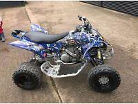2014 Yamaha YFZ450R - Off Road/Road Legal Quad Bike ATV