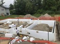 Experienced ICF Installer - Full Time, Year Round Work
