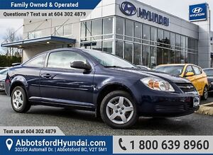 2008 Chevrolet Cobalt LS CERTIFIED ACCIDENT FREE & LOW KILOME...