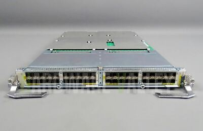 CISCO A9K-MOD80-TR + 2x A9K-MPA-20X1GE 80G Modular Linecard, PacketTransport Opt