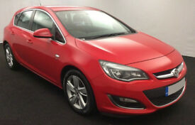 2013 VAUXHALL ASTRA 1.7 CDTI SRI 130 GOOD / BAD CREDIT CAR FINANCE FROM 24 P/WK