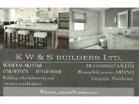 Home builder. New build, extensions, improvements and repair services.