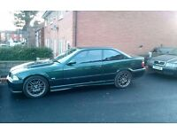 BARGAIN Need it gone this Saturday(27) BMW 318 is COUPE E36 1999 Msport in and out