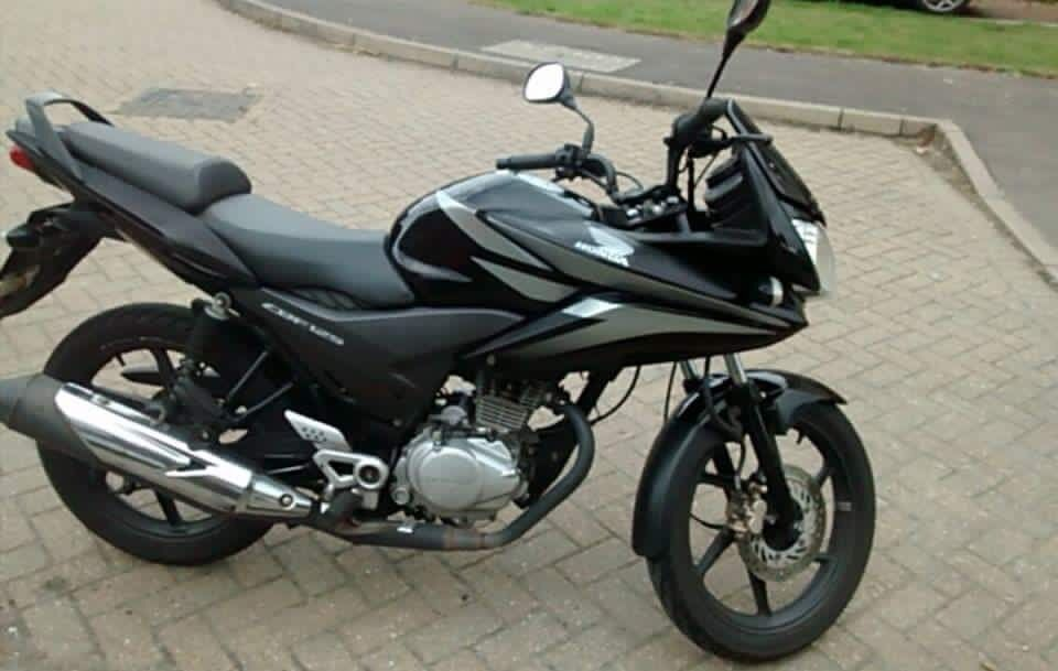 honda cbf 125 in chichester west sussex gumtree. Black Bedroom Furniture Sets. Home Design Ideas