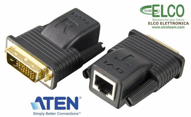 ATEN VE066 Extender Mini Extender Video DVI on cable Cat5e Cat6