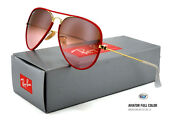 Ray Ban Sunglasses Men Gold