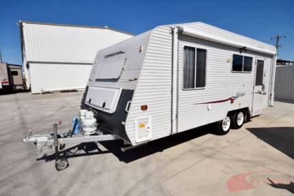2007 Coromal Lifestyle Caravan