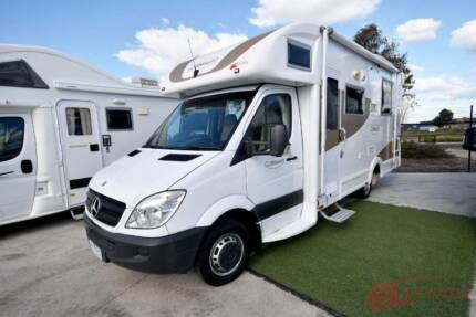 2010 Sunliner Holiday Motorhome Mercedes Sprinter
