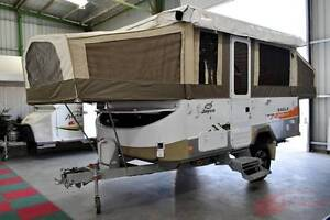 Jayco Eagle Outback Camper - Excellent Condition, like new Wodonga Wodonga Area Preview