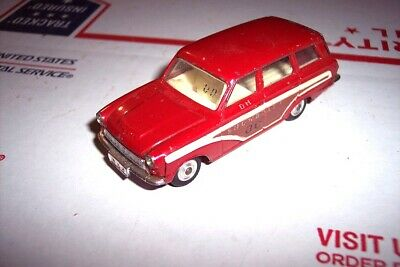 BEST OFFER  VINTAGE ORIGINAL Corgi FORD CONSUL CORTINA SUPER ESTATE CAR