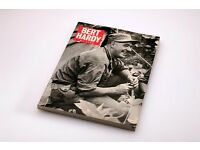 Bert Hardy - Photographer. 'My Life' - a signed copy of his photography book. Good condition.