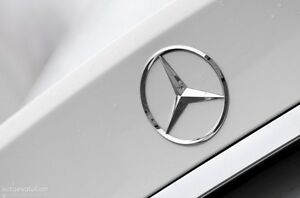 MERCEDES-REAR-CAR-EMBLEM-BADGE-90mm-CLK-C-E-S-CLASS-ML-GL-SLK-CL-SL-VITO-R-AMG