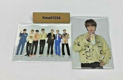 BTS X McDonald's Weverse Shop Photo Card 2Set [JIN]