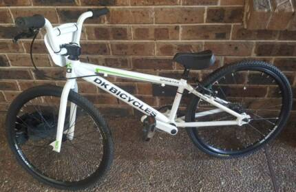 DK Bicycles Junior Sprinter BMX