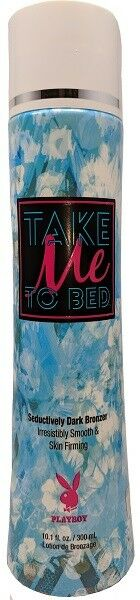 Playboy Take Me to Bed Seductively Dark Bronzer Indoor Tanni