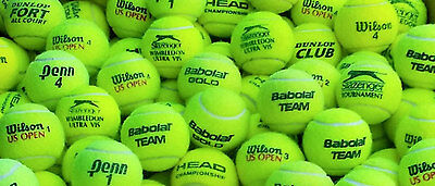 12 Used Tennis Balls - dog toys, beach cricket etc FREE Delivery