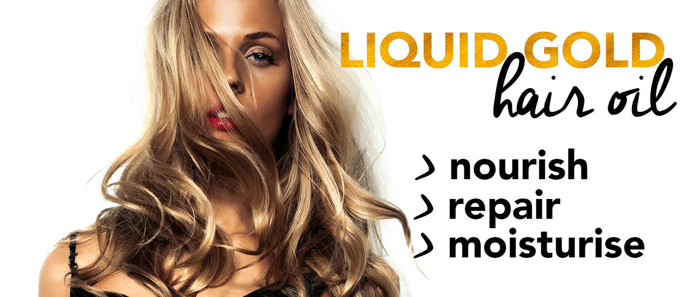 Liquid Gold Hair Oil