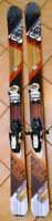 2014 Nordica Hell & Back Skis 161 cm with Marker Bindings
